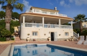 CBHSE1105, Great villa with fantastic views to the salt lakes and the sea.