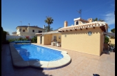 CR190MECABO, Great Villa in Cabo Roig beach side. 3 bed, 2 bath. privat pool.